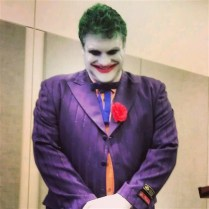 The Joker from JLAZ