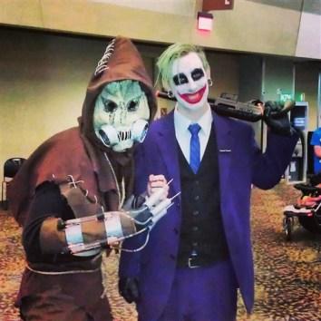 Scarecrow & Joker