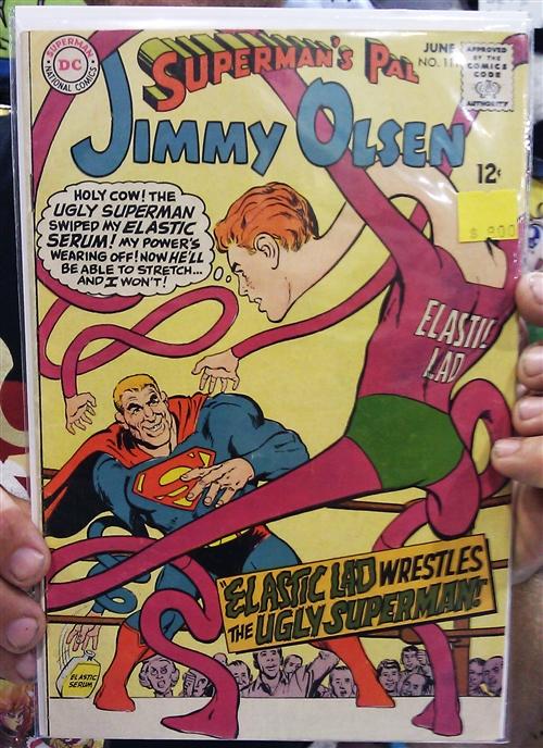 Superman's Pal, Jimmy Olsen #111 - June 1968