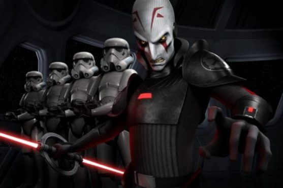 Star Wars Rebels: The Inquisitor
