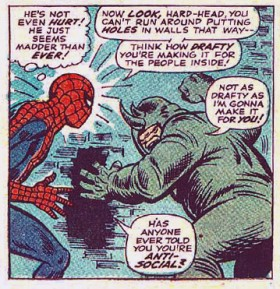 Amazing Spider-Man #41 - October, 1966
