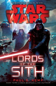 Star Wars: Lords of the Sith by Paul S. Kemp