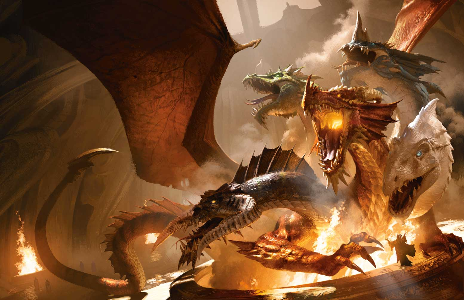 WotC: 3 classic D&D settings in the works for next 2 years