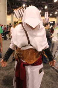 An assassin from the Assassin's Creed video game series. (Photo by Christen Bejar)