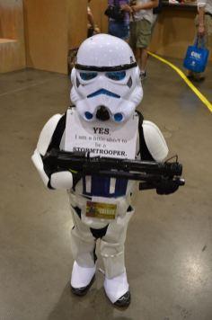 Short Stormtrooper