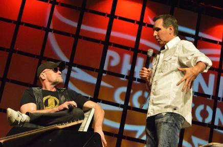 Michael Rooker & Todd McFarlane