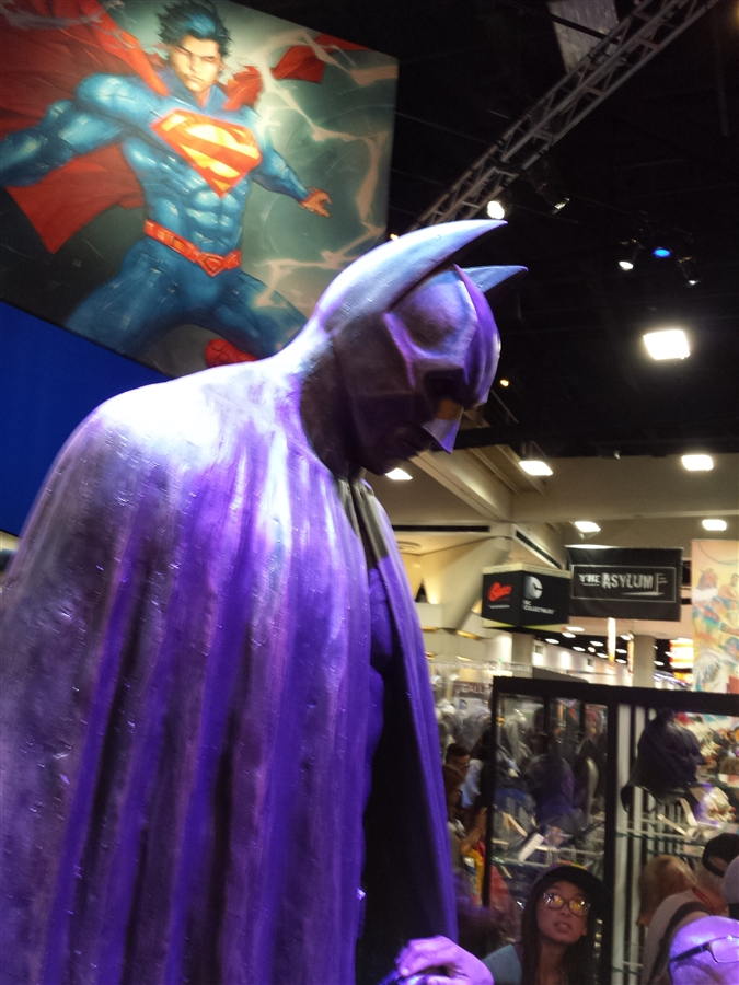 Stoic Batman