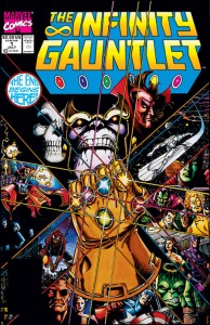 The Infinity Gauntlet #1 (1991)
