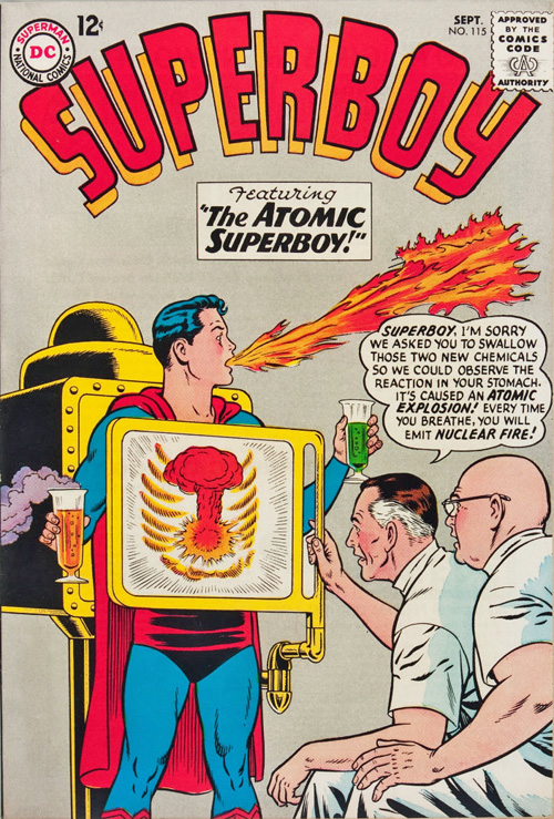Superboy #115 - September, 1964