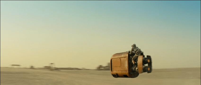 Star Wars: The Force Awakens teaser
