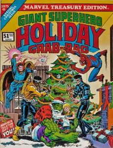 Marvel Treasury Edition #8 (1975)