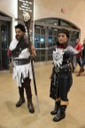 Dragon Age: Inquisition cosplayers.