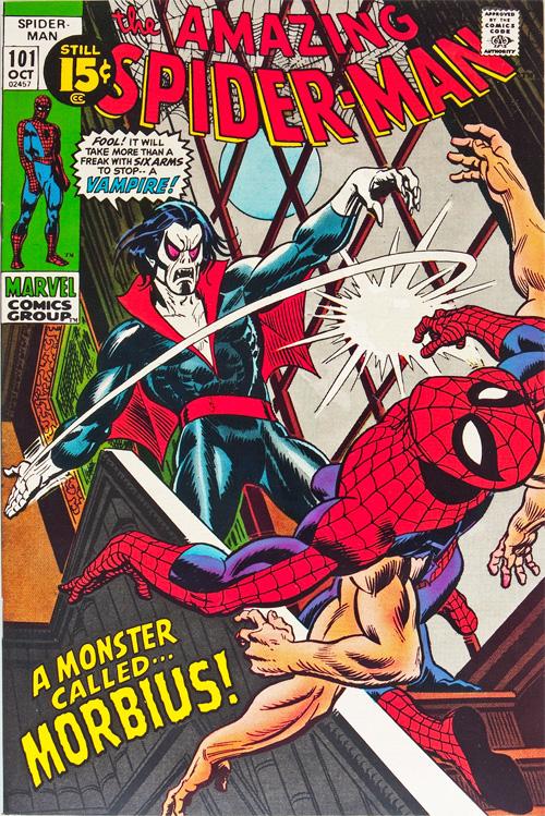 Amazing Spider-Man #101 – October, 1971