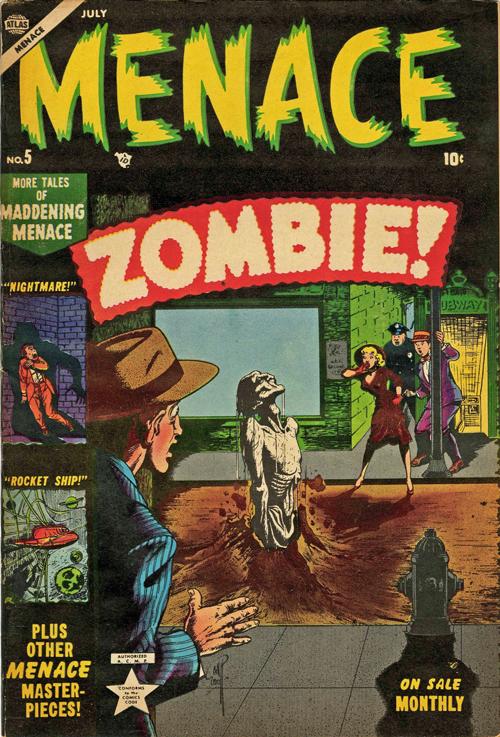 Menace #5 – July, 1953