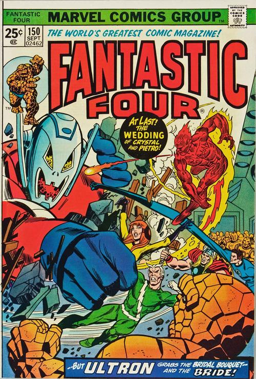 Fantastic Four #150 - September, 1974