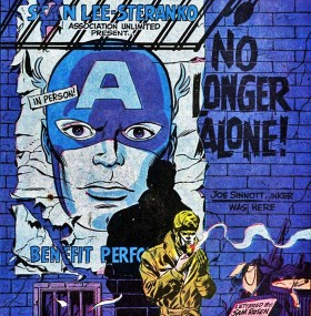 Captain America #110 – February, 1969