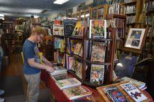 FCBD 2015 - Book Gallery in Mesa
