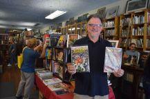 Mike Pierson at Book Gallery in Mesa - FCBD 2015