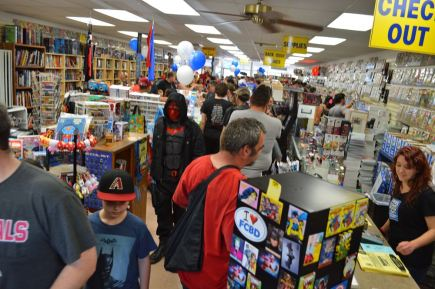 All About Books and Comics - FCBD 2015