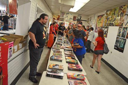 FCBD 2015 - Samurai Comics Phoenix
