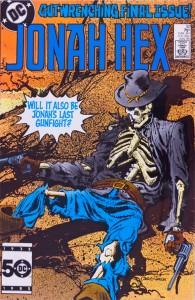 Jonah Hex #92 - August, 1985