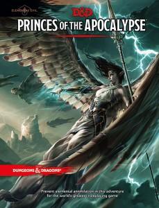 Elemental Evil: Princes of the Apocalypse (Wizards of the Coast)