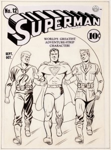 Superman #12 – September, 1941