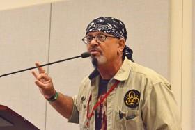 Tristan Marshell - Nerd Poetry Slam PHXCC 2014