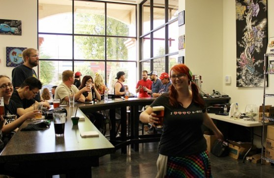 8-Bit Brewery offers up video game themed beers in Avondale.