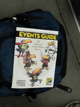 SDCC Event Guide