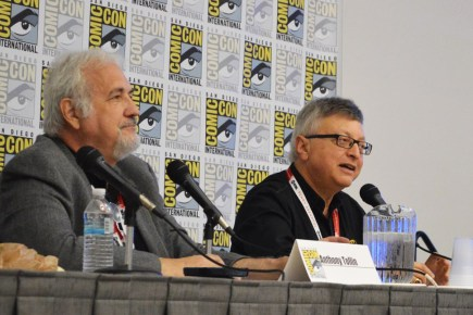 Anthony Tollin and Michael Uslan