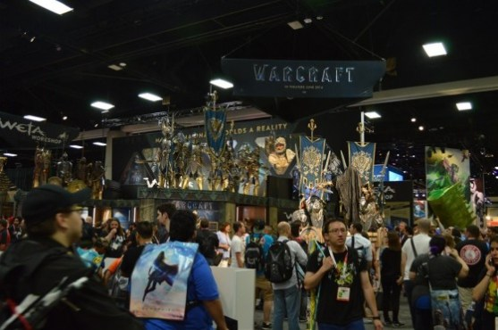 San Diego Comic Con 2015 - Wednesday Preview Night