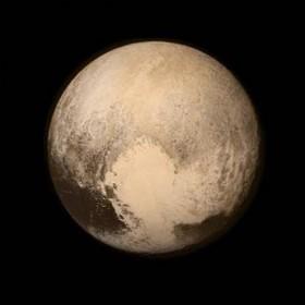 Pluto - NASA Image