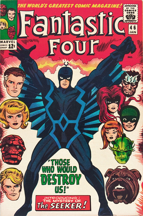 Fantastic Four #46 – January, 1966