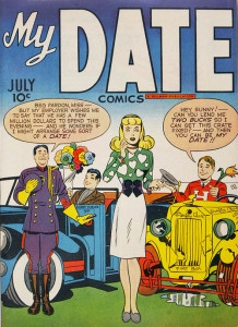 My Date Comics #1 (1947)