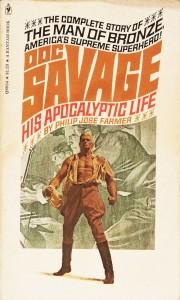 Doc Savage: His Apocalyptic Life - 1973