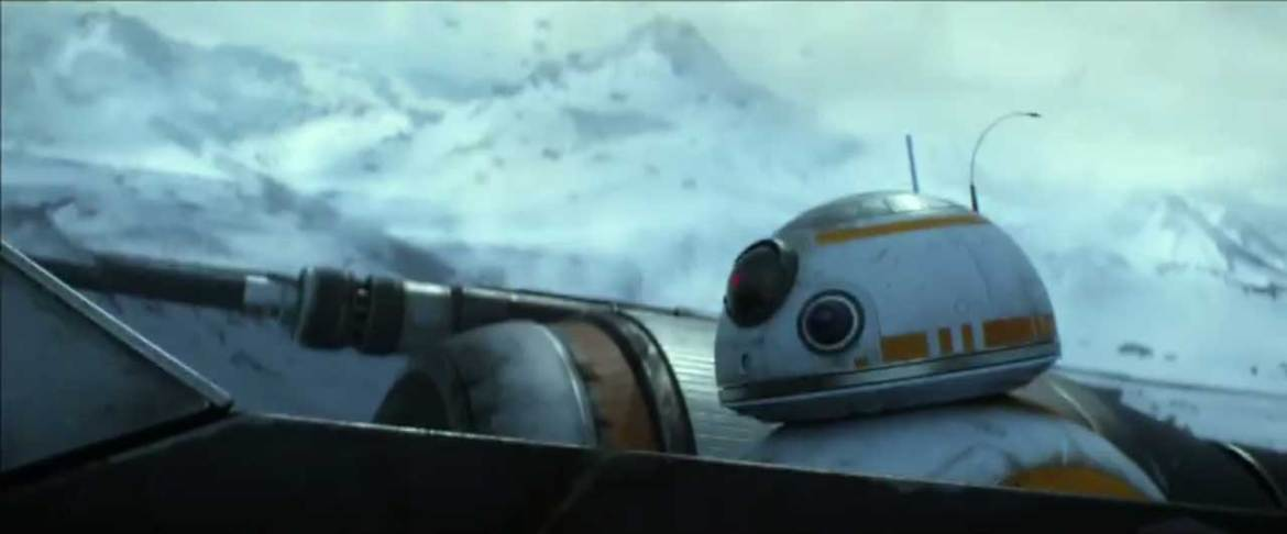 The Force Awakens trailer