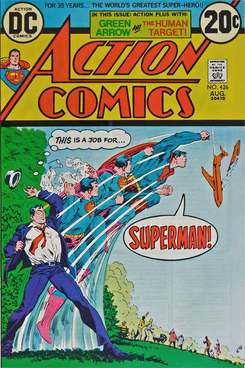 Action Comics #426 – August, 1973