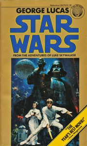 Star Wars book by George Lucas