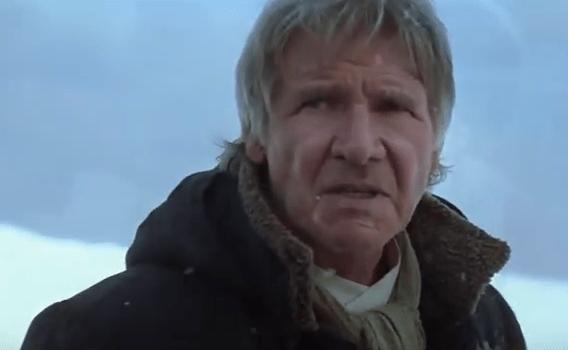 The Force Awakens TV spot