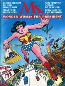 Ms. Magazine #1 - 1972