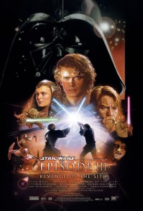 Drew Struzan Revenge of the Sith poster