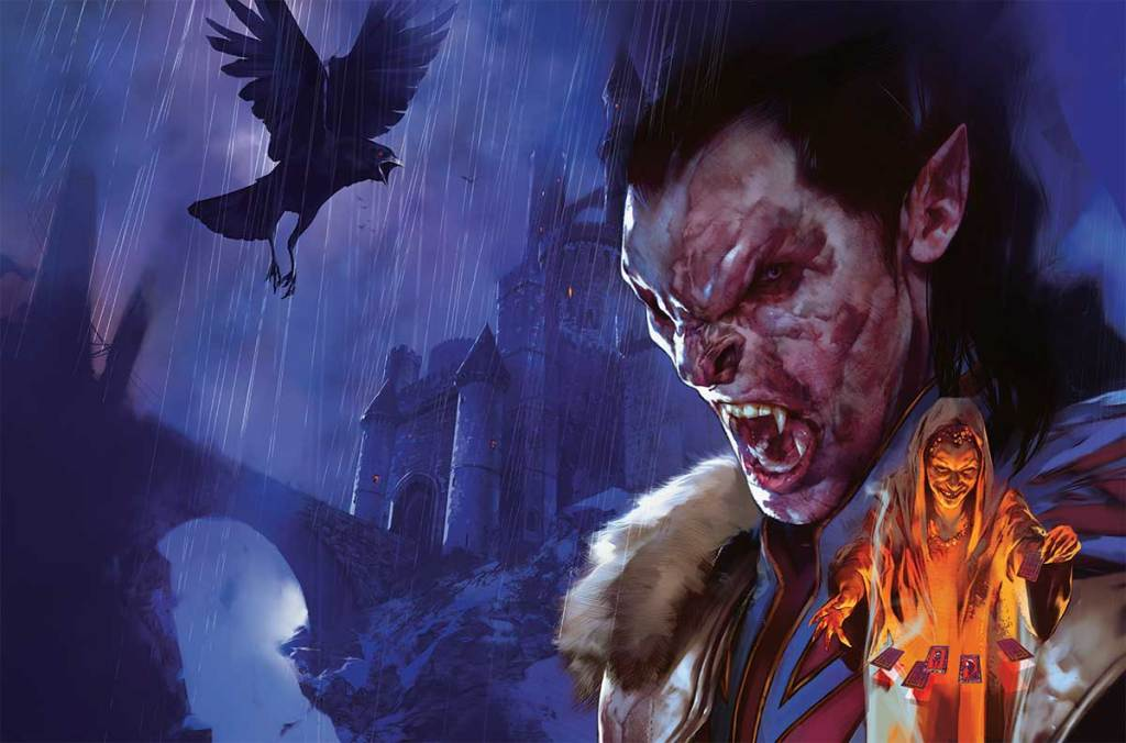 D&D revamps Curse of Strahd adventure with deluxe boxed edition