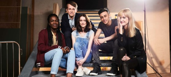 Doctor Who spinoff Class