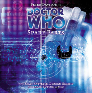 Doctor Who Big Finish vinyl Spare Parts