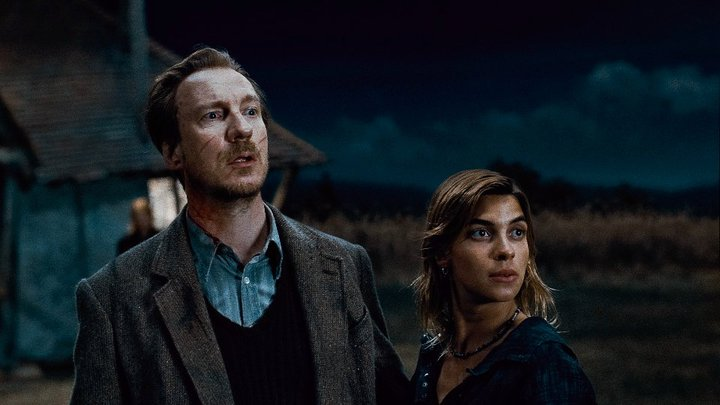 Remus Lupin and Nymphadora Tonks