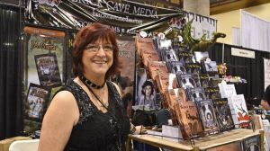 Author, Sharon Skinner, will be at Cirque de Livre - May 27 - 29.