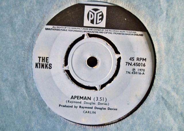 Apeman - Raymond Douglas Davies, The Kinks (1970)