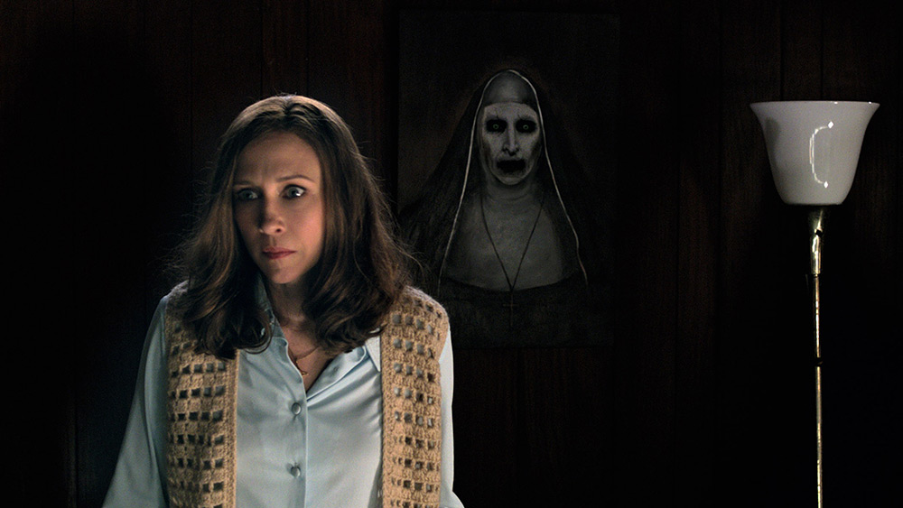 We've only just be-nun to fright: Habit-forming Conjuring 2 demon Valak gets spinoff