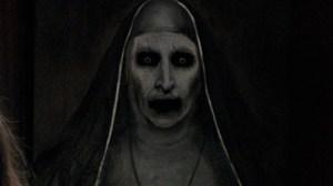 Conjuring demon nun Valak